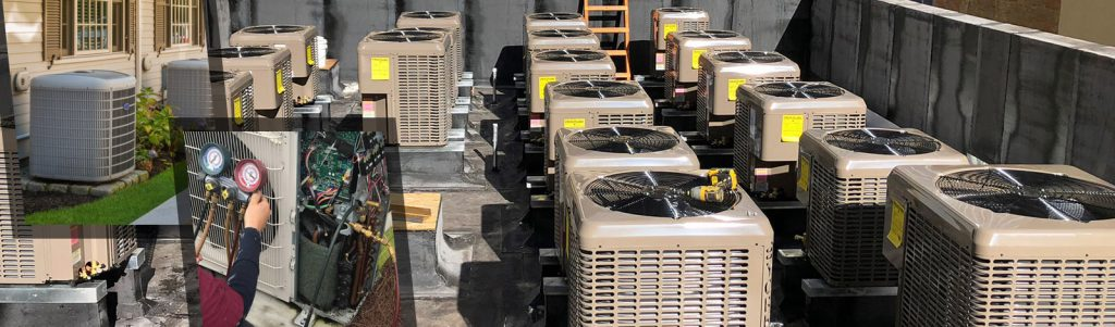 Commercial AC Replacement Hurst TX